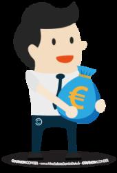 Mascotte - Mon Salaire dans la Data - Cabinet Couthon Conseil - Recrutement Big Data Science