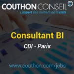 Consultant Business Intelligence [Paris]