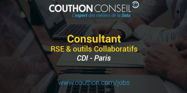 Consultant Senior Digital Workplace [Paris]