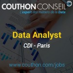 Data Analyst [Paris]