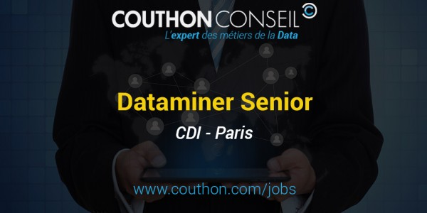 Dataminer Senior [Paris]