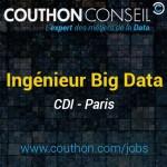 Ingénieur Big Data [Paris]