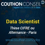 Alternance / Thèse CIFRE Data Scientist (ML / NLP) [Paris]