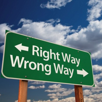 Right Wrong way - Cabinet Couthon Conseil - Recrutement Big Data Science Analytics et Digital