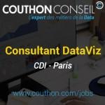 Consultant DataViz Tableau [Paris]