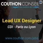 Lead UX Designer [Paris ou Lyon]