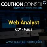 Webmarketing Analyst [Paris]
