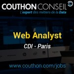 Webmarketing Analyst [Paris]