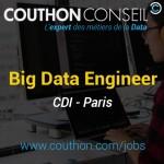 Big Data Engineer [Paris]