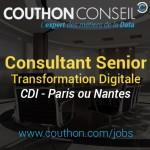 Consultant AMOA Digital [Paris ou Nantes]
