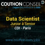 Data Scientist Junior à Senior [Paris]