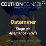 Stage ou Alternance en Datamining [Paris]