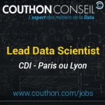 Lead Data Scientist [Paris ou Lyon]