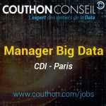 Manager Big Data [Paris]