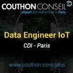 Data Engineer confirmé IoT [Paris]
