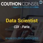 Data Scientist (ML / NLP) [Paris]