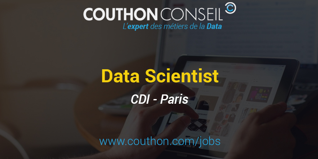 data scientist  ml    nlp   paris