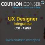 UX Designer / Intégrateur [Paris]