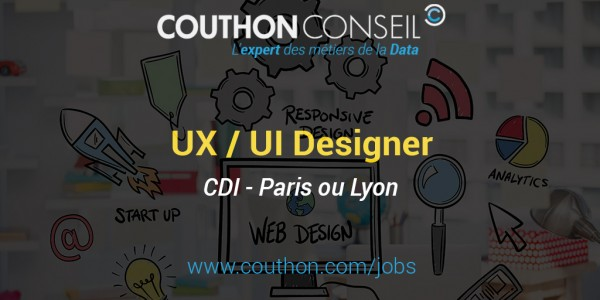 UX / UI Designer [Paris ou Lyon]