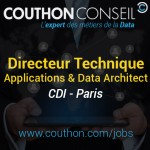 Directeur Technique International – Applications & Data Architect [Paris]