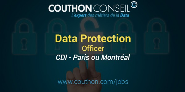 Data Protection Officer [Paris ou Montréal]
