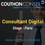Stage Consultant Digital [Paris]
