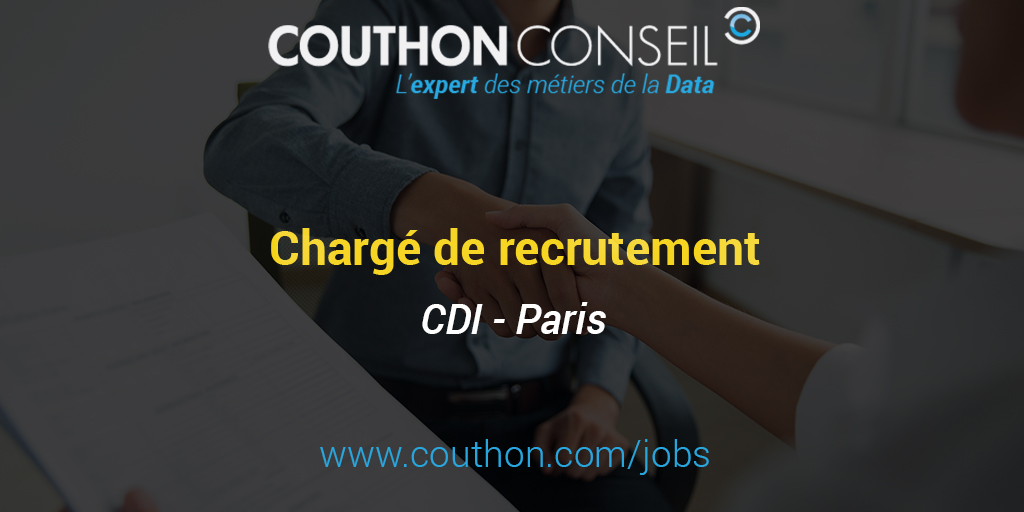 charg de recrutement cdi paris couthon conseil. Black Bedroom Furniture Sets. Home Design Ideas
