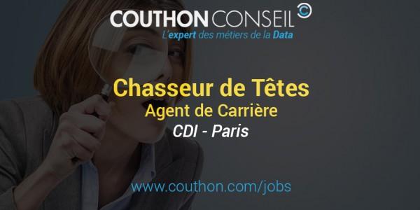 Chasseur de Têtes & Agent de Carrière [CDI – Paris]