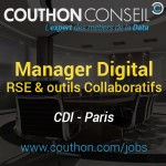 Manager Digital Workplace – Solutions Collaboratives [Paris]