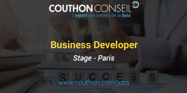 Business Developer [Stage – Paris]