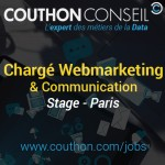 Chargé de Webmarketing & Communication [Stage – Paris]