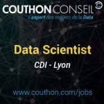 Data Scientist [Lyon]