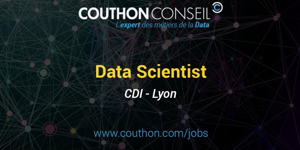 Data Scientist Lyon Couthon Conseil