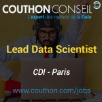 Lead Data Scientist [Paris]