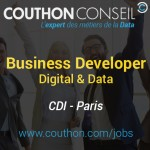 Business Developer Digital Data [Paris]
