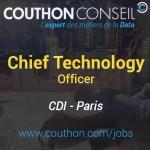Chief Technology Officer en Startup [Paris]