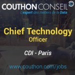 Chief Technology Officer en Startup [Paris]