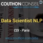Data Scientist NLP [Paris]