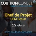 Chef de Projet CRM Senior [Paris]