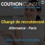 Chargé de recrutement [Alternance – Paris]