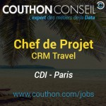Chef de Projet CRM Travel [Paris]