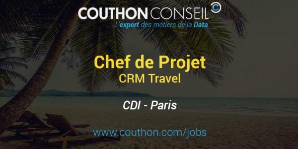 Chef de Projet CRM Travel [Paris]