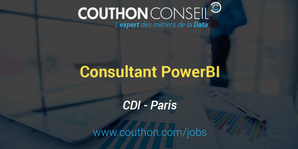 consultant dataviz powerbi paris couthon conseil. Black Bedroom Furniture Sets. Home Design Ideas