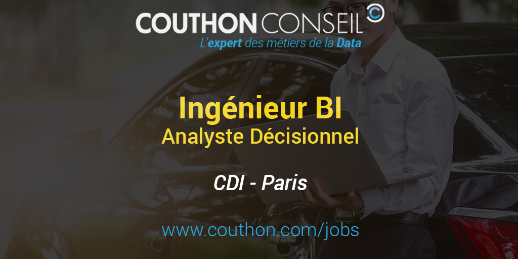 analyste d u00e9cisionnel  paris