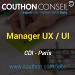 Manager / Lead UX & UI [Paris]