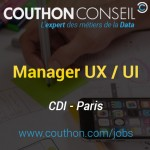Manager / Lead UX & UI [Paris]